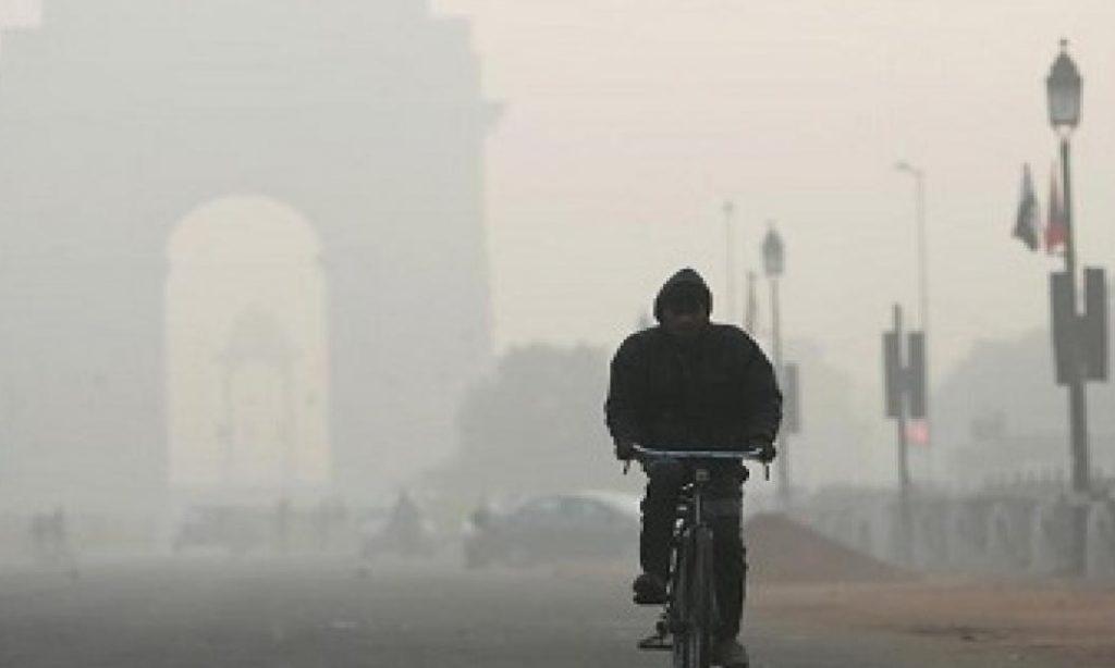 AQI level in delhi
